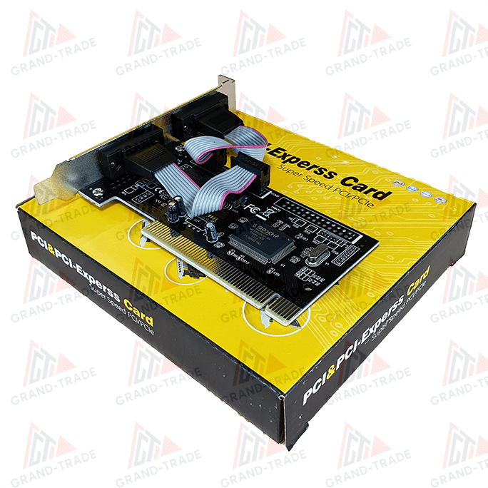Контроллер PCI 2 COM порт (2 х RS232 ports)