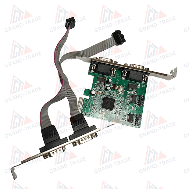 Контроллер PCI-E 4 COM порт (4 х RS232 ports)