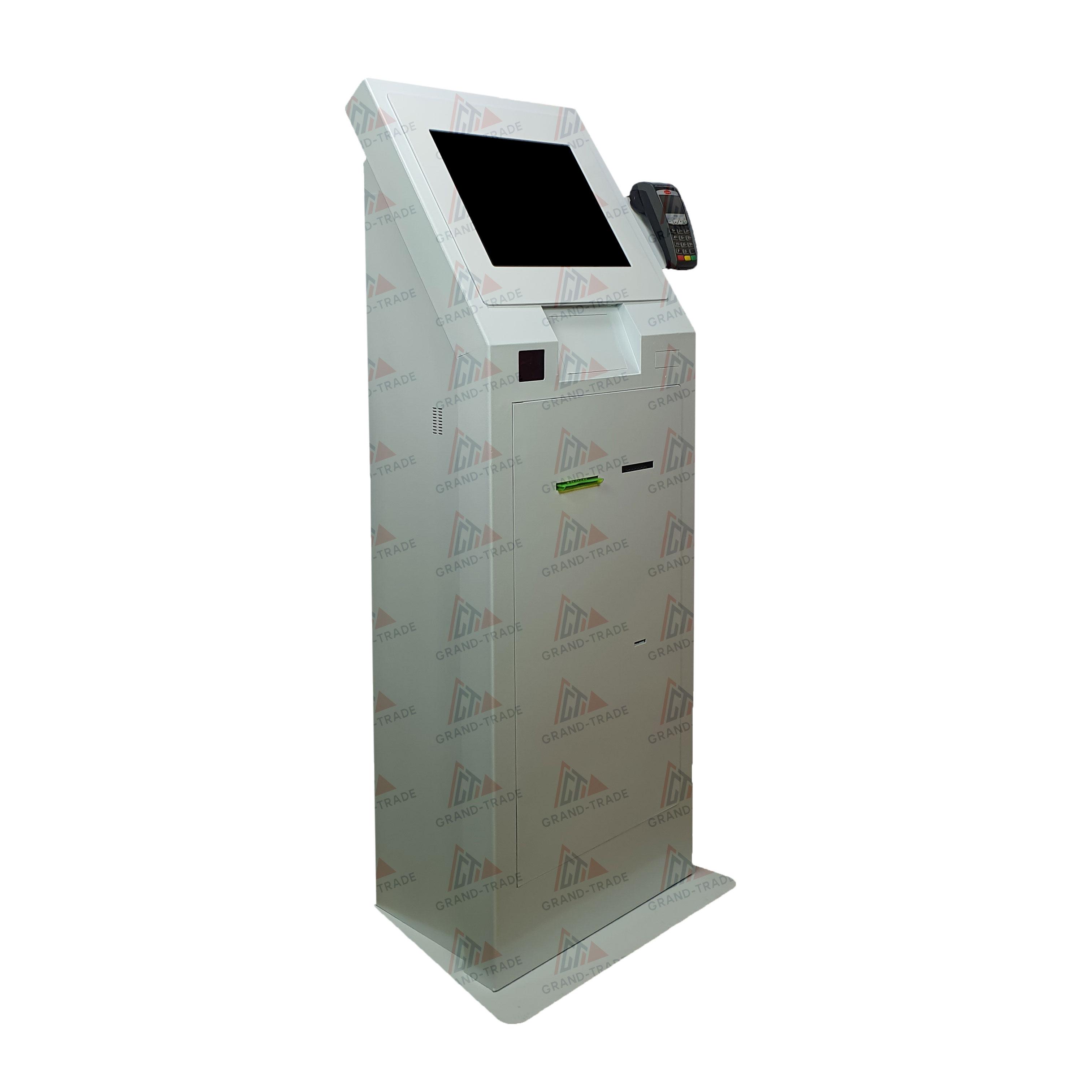 Электронный кассир с POS-терминалом
