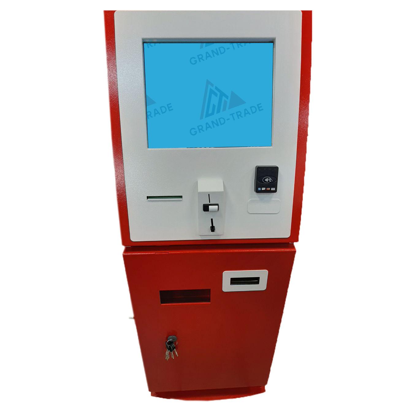 Мультифункциональный расчетный терминал для автомойки