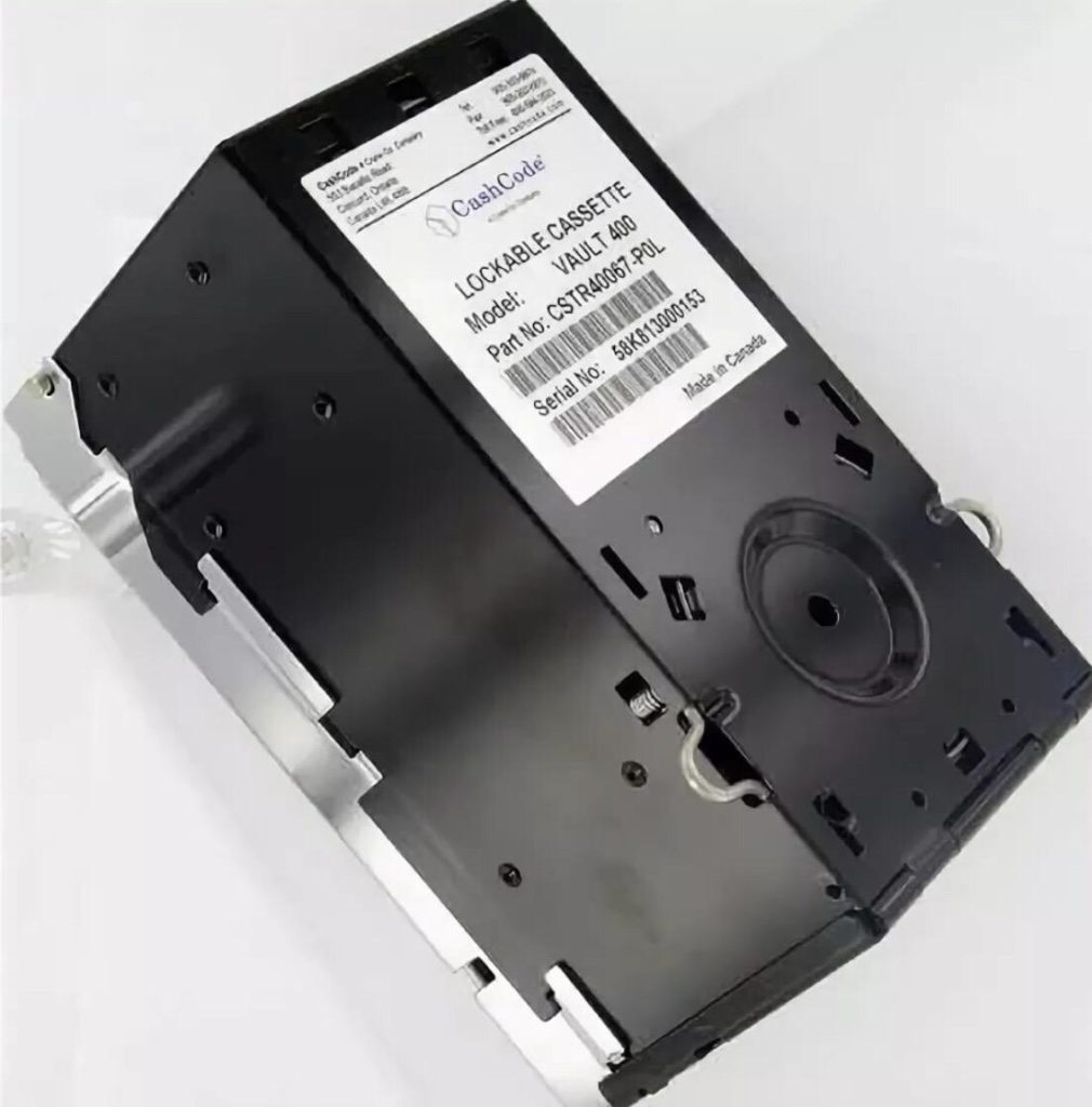Денежная кассета CashCode SM 400 купюр