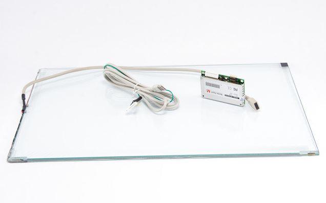 Сенсорный экран акустический ПАВ MasterTouch 22 дюймов WIDE USB